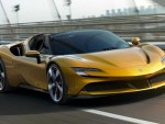 Ferrari представила новую 1000-сильную «открывашку» SF90 Stradale