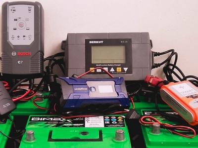 Как быстрее всего зарядить сильно разряженный аккумулятор в машине