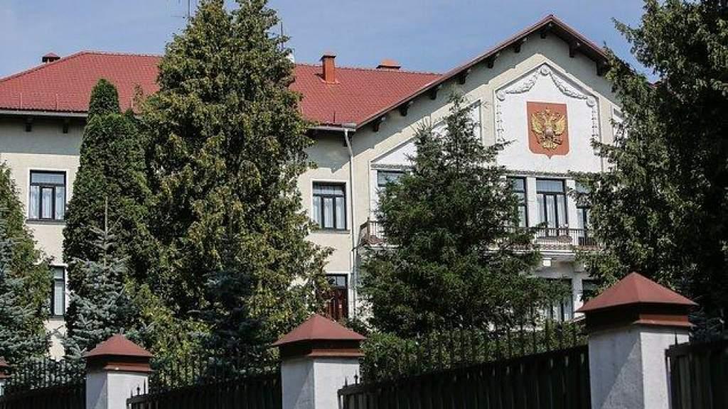 Комментарий Посольства России в Литве