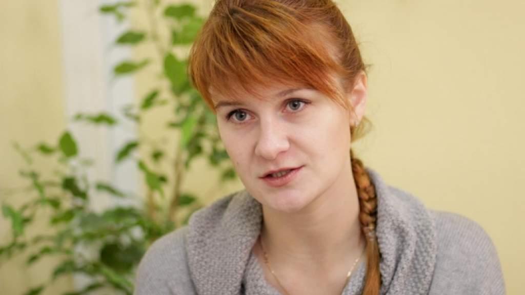 Мария Бутина станет руководителем нового проекта RT «Своих не бросаем»