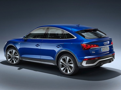 Модный Audi Q5 Sportback приедет в Россию с одним мотором