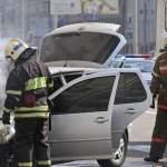 Почему зимой так часто горят автомобили во время парковки