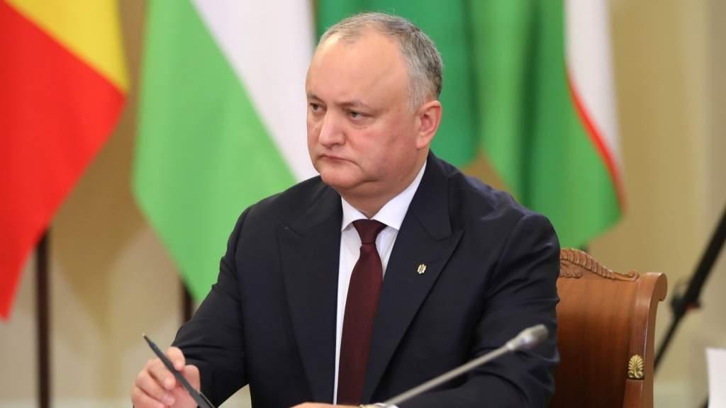 Президент Молдавии предложит законопроект в защиту русского языка