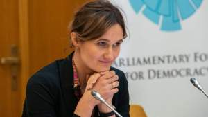 Сейм Литвы вернется к вопросу удаленной работы – В. Чмилите-Нельсен