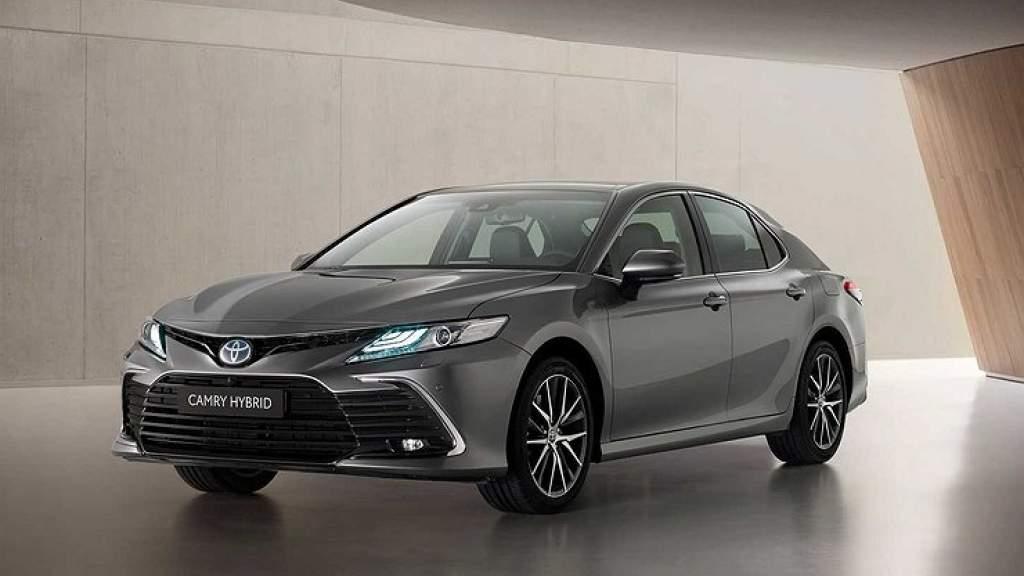 Toyota Camry пережила плановое обновление