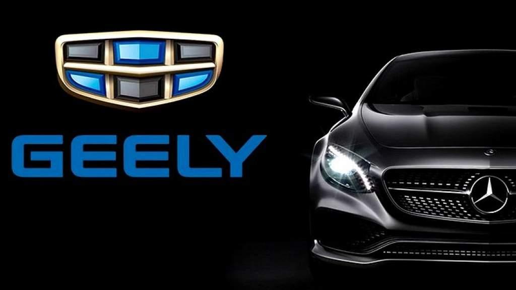 У автомобилей Geely и Mercedes-Benz будут одинаковые моторы