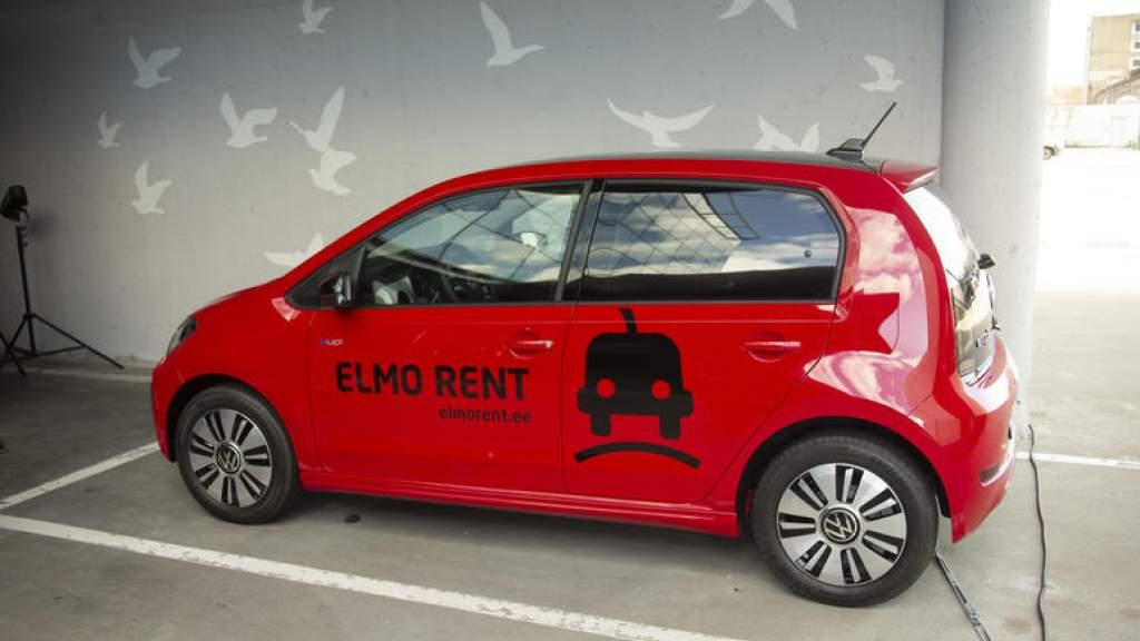 В Эстонии продажа электромобилей за год выросла на 208%
