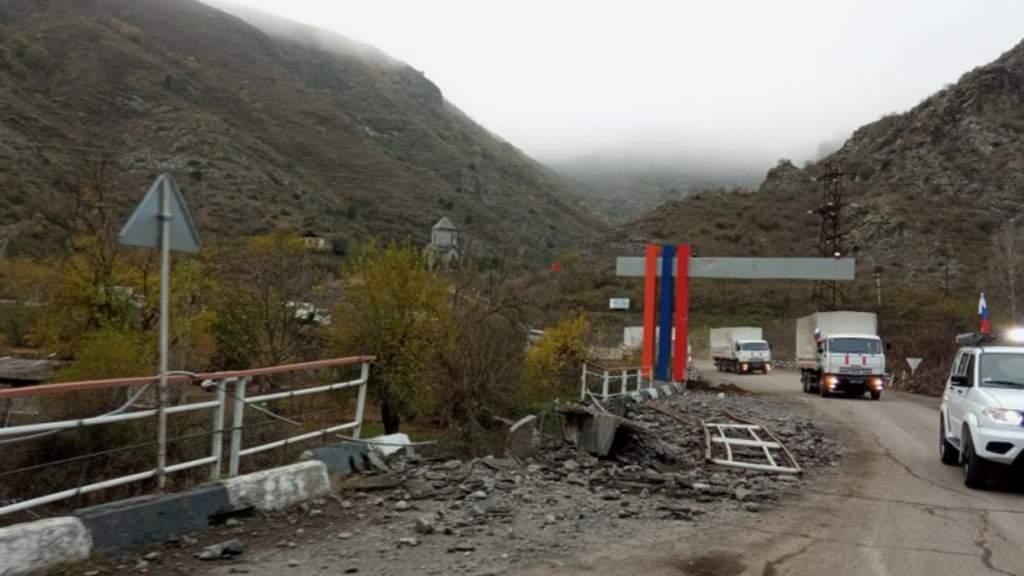 В Карабахе поблагодарили Россию за установление мира в регионе