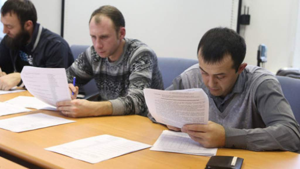 В России изменились правила экзаменации для иностранных граждан