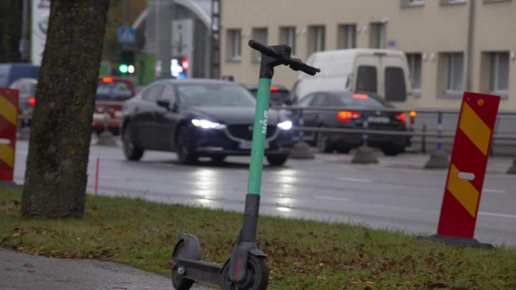 В Таллинне автомобиль сбил 10-летнего мальчика