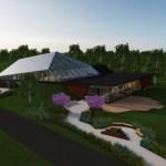 Павильон для экспозиции тропического леса в зоопарке Таллинна построят летом 2022 года