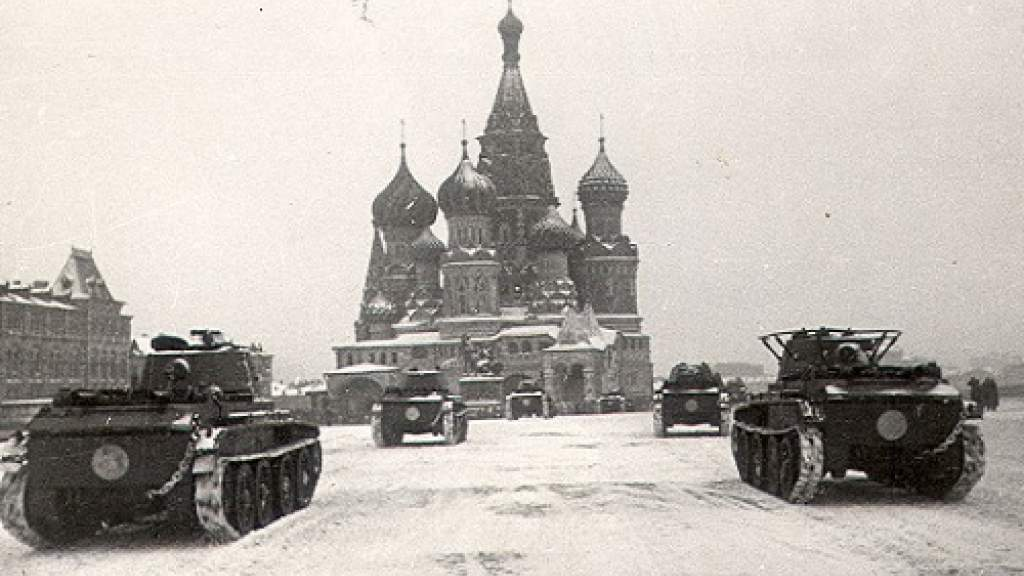 «Битва за Москву. Первая Победа» - в Тель-Авиве открыта онлайн-выставка