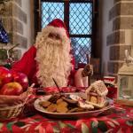 Как Дед Мороз проводил свой последний эфир в этом году (видео)