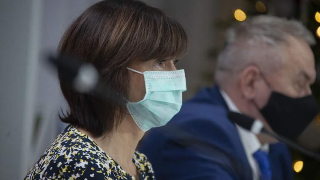 Донченко объяснила вчерашний рекордный прирост заражений