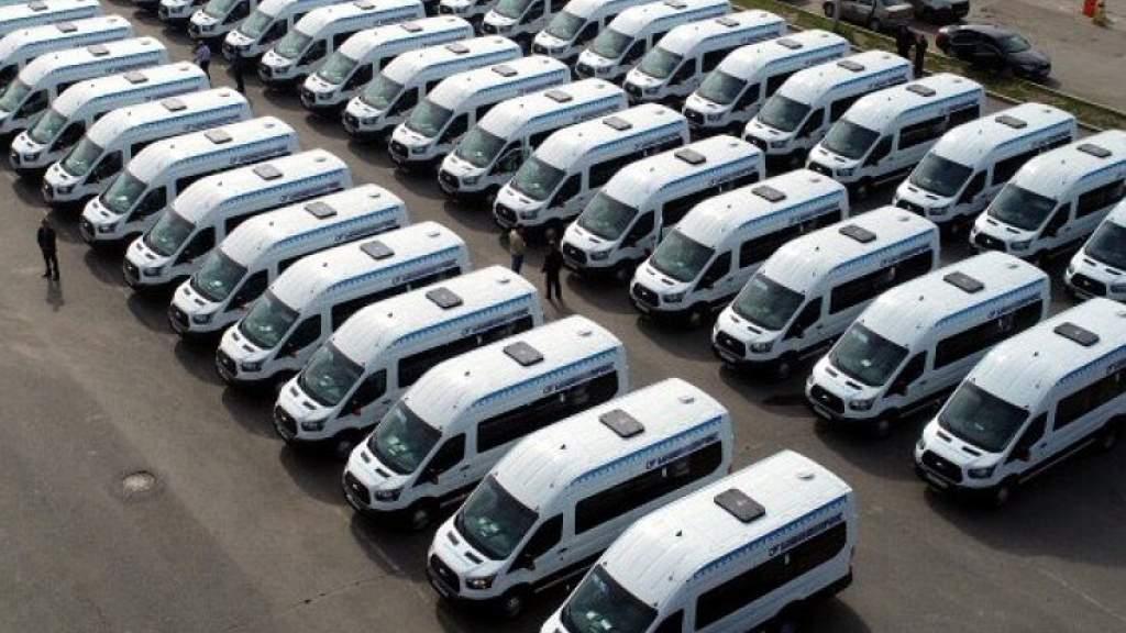 Ford решил продавать грузовички Transit по новой схеме