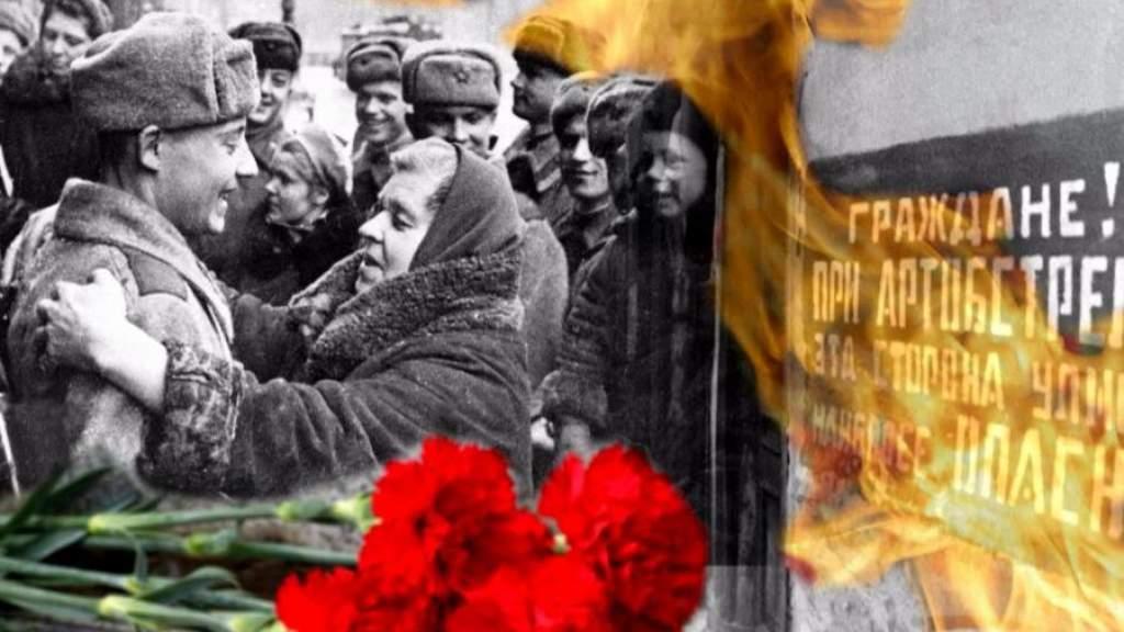 Герои и трагедия войны стали темой телемоста, проведённого в Ирландии