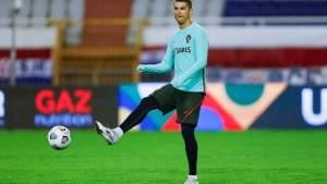 Гол Роналду в ворота киевского «Динамо» стал 750-м в карьере португальского футболиста