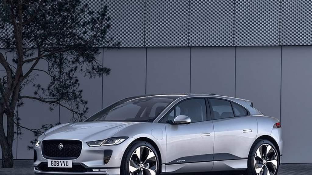Jaguar I-Pace после обновления подорожал на 400 000 рублей