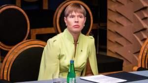 Кальюлайд: Европе надо быть более напористой в отношениях с РФ