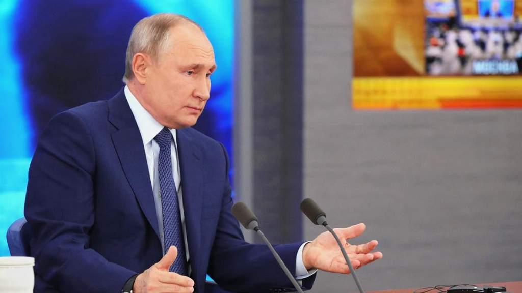 Киргизский школьник попросил у Путина акции Газпрома
