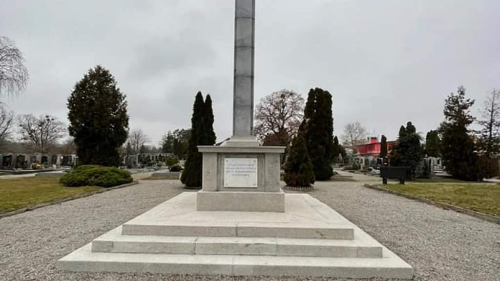 Мемориал советским воинам восстановили в Австрии
