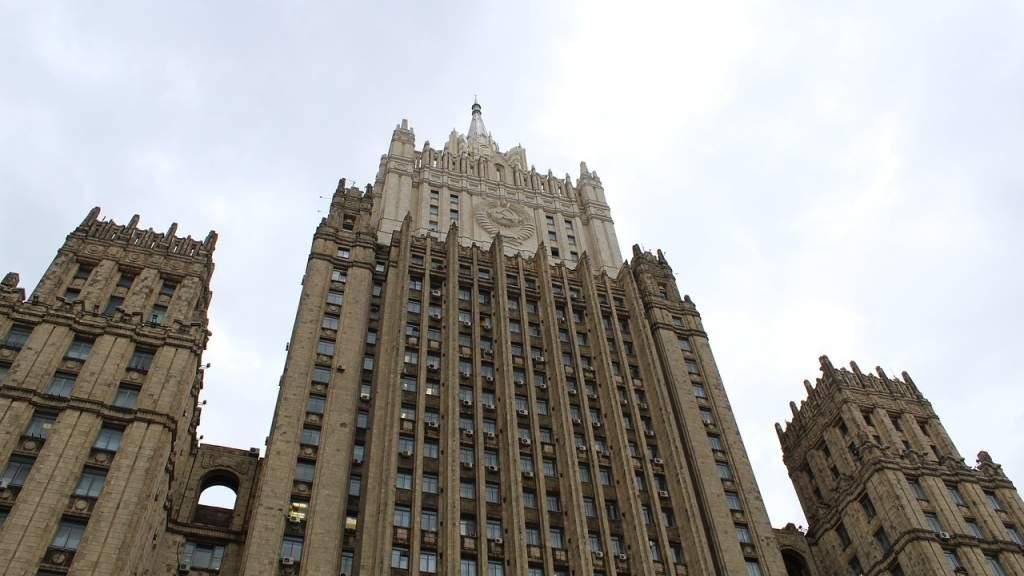 МИД РФ осудил преследование русскоязычных активистов и журналистов в Латвии