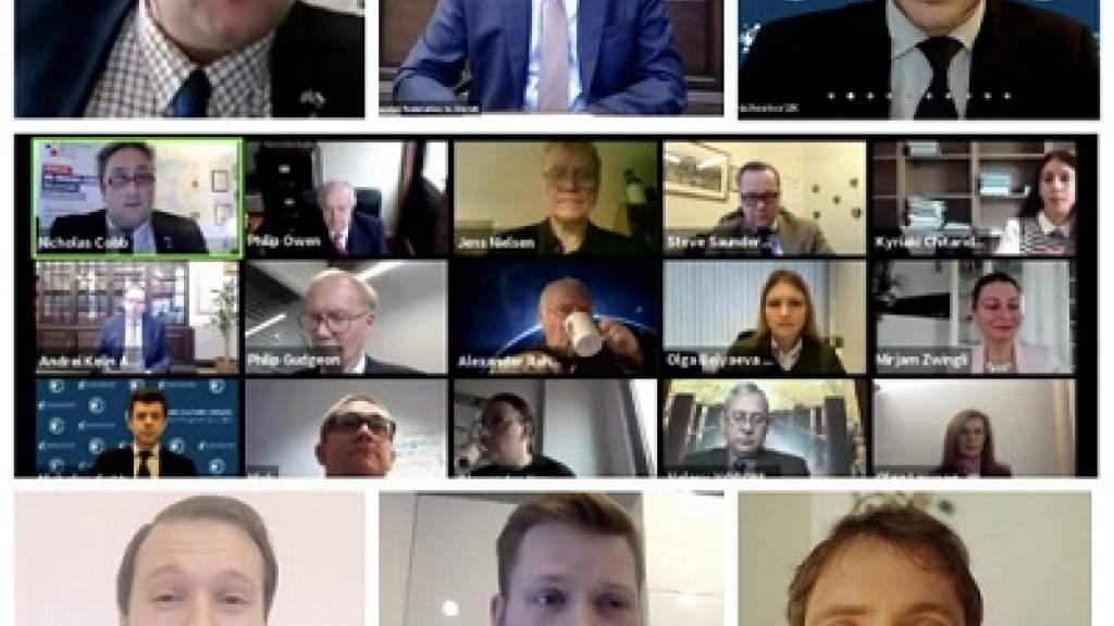 МКСОРС Великобритании и Северной Ирландии принял участие в конференции Westminster Russia Forum