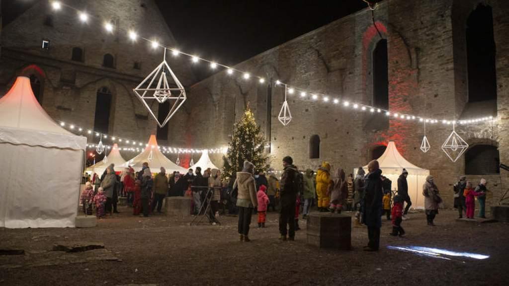 Музей Vabamu расскажет о рождественских традициях в ЭССР