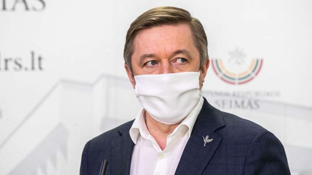 Новые власти добиваются исчезновения Литвы, заявил лидер крестьян