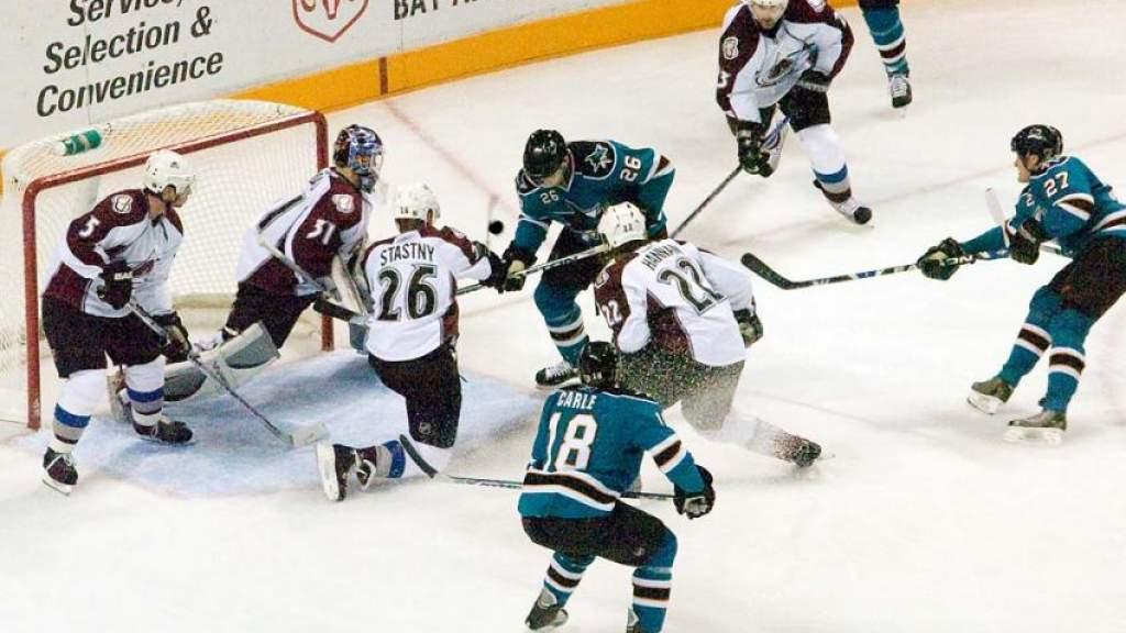 Павел Буре и Александр Овечкин попали в символическую сборную РФ по версии НХЛ