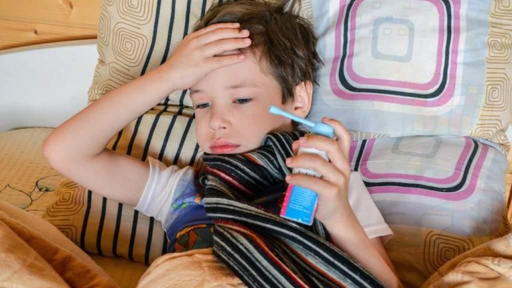 Первый в этом сезоне случай гриппа официально подтвержден