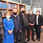 Посол России в Словакии посетил Русский центр в Братиславе