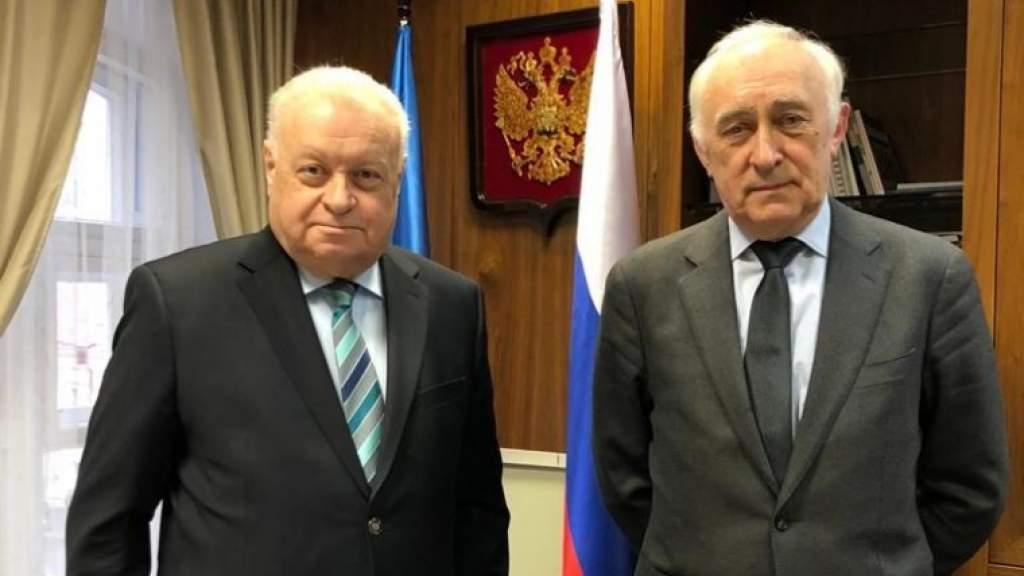 Правфонд и Межотраслевой аналитический центр договорились о сотрудничестве