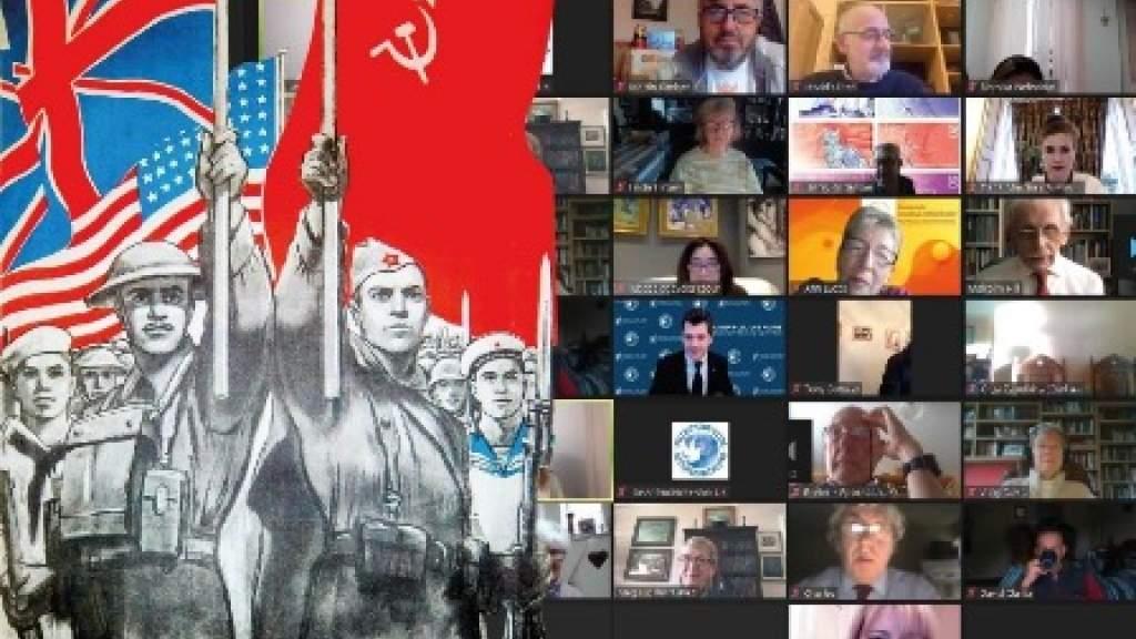 Представители городов-побратимов стали участниками форума-фестиваля в честь 75-летия Победы