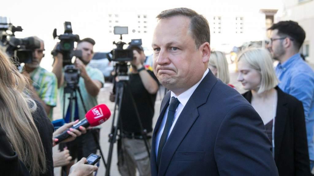 Президент Литвы обратился по вопросу увольнения Э. Пашилиса с поста Генпрокурора