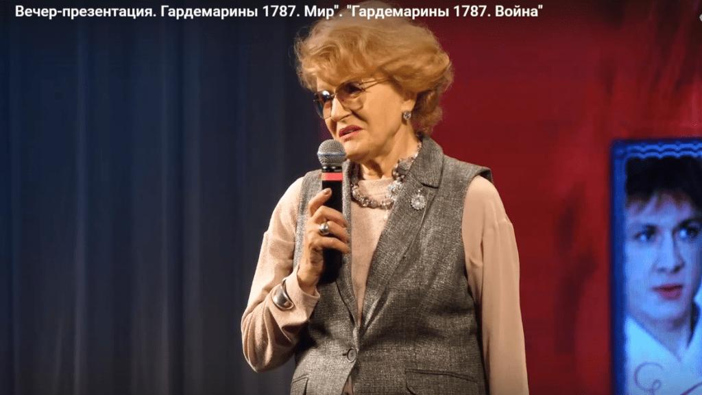 Режиссёр Светлана Дружинина отмечает 85-летие