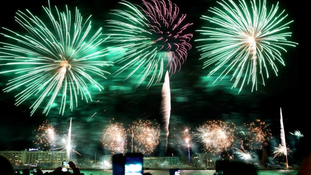 Салюты на Новый год запрещены. А куда пойдут выделенные на них деньги?