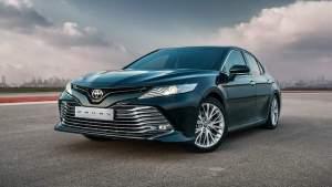 Сразу пять автомобилей Toyota признаны не теряющими в цене