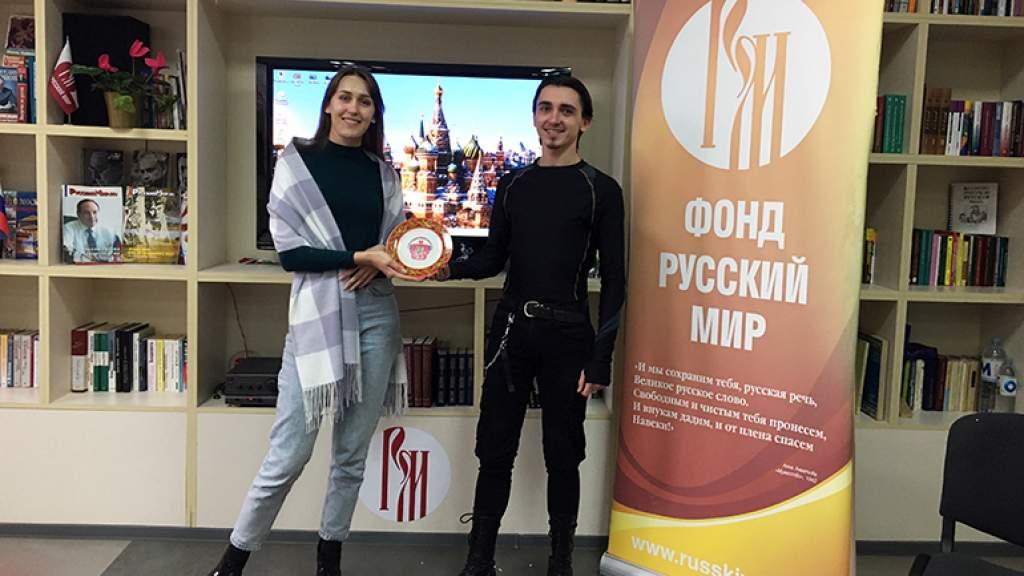 Студенты из Бельцев получили стипендию мэра Москвы