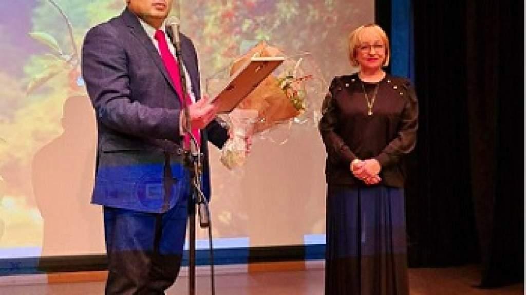 Театр «Диалог» играет большую роль в консолидации соотечественников в Дании