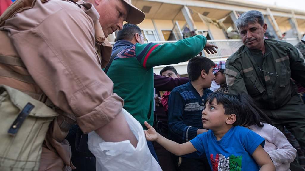 Теплоход привёз из России в Сирию 475 тонн гуманитарной помощи