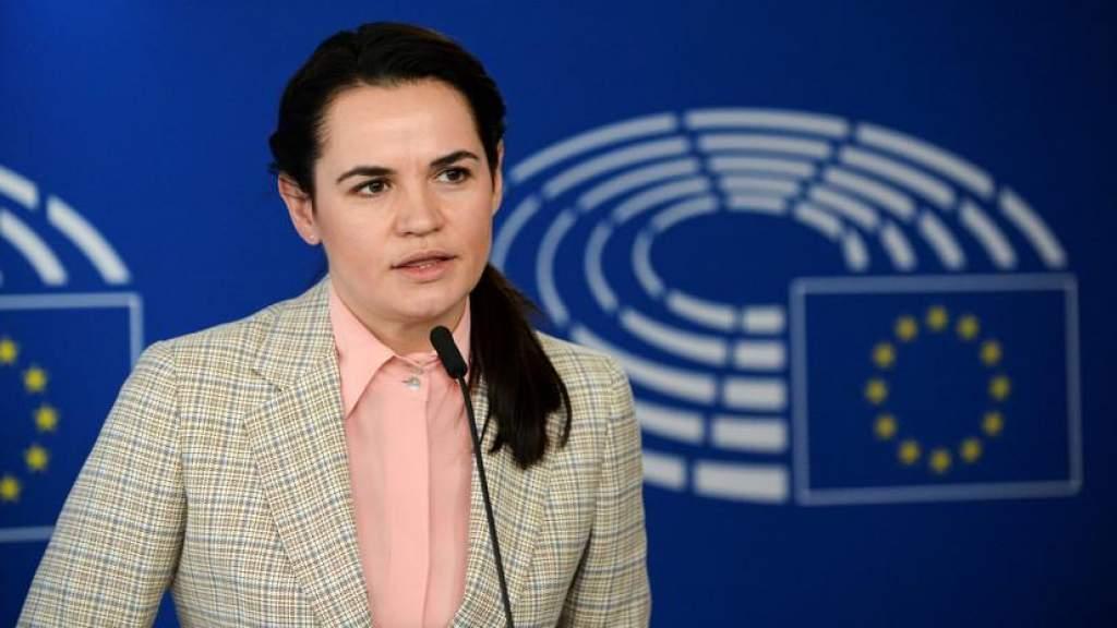 Тихановская сочла санкции Евросоюза против Белоруссии недостаточными