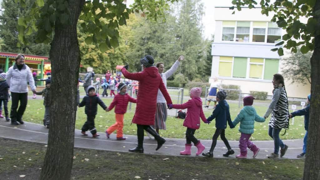 У более половины работников детского сада в Выру коронавирус