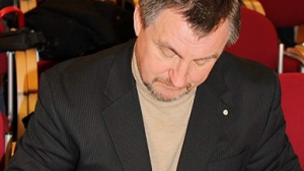 Ушел из жизни член Попечительского совета Программы «Стипендия Мэра Москвы» в Латвии В.В. Голяков