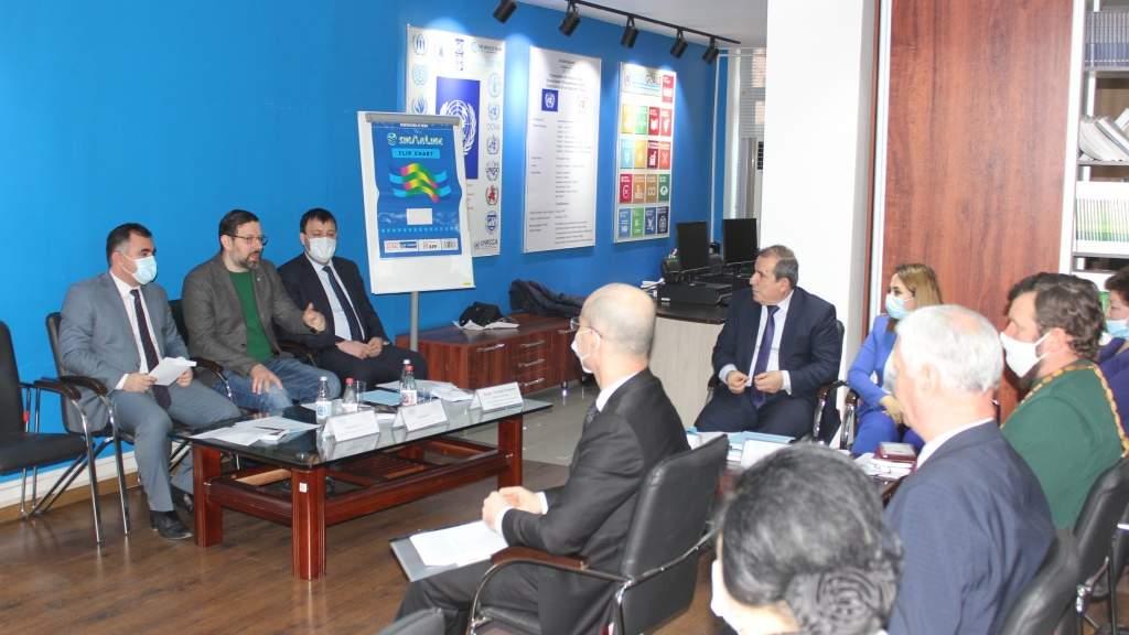 В Душанбе обсудили вклад таджикистанцев в Победу в Великой Отечественной войне