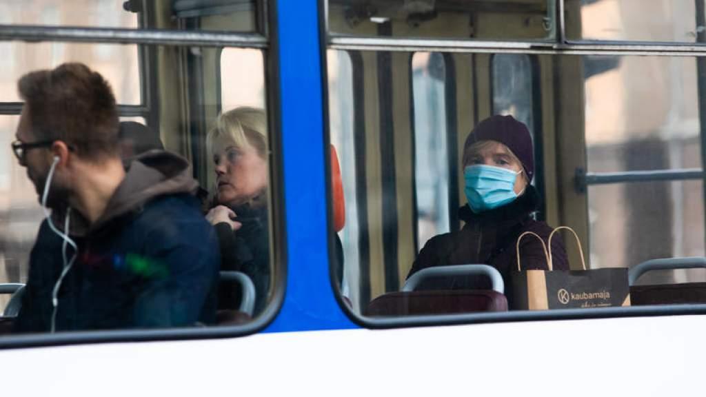 В Эстонии выявлен 561 новый случай заражения коронавирусом