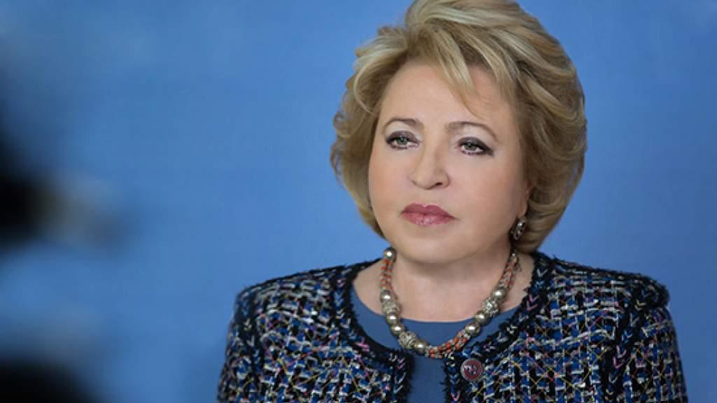 Валентина Матвиенко: наш долг — вернуть из забвения имена защитников Отечества