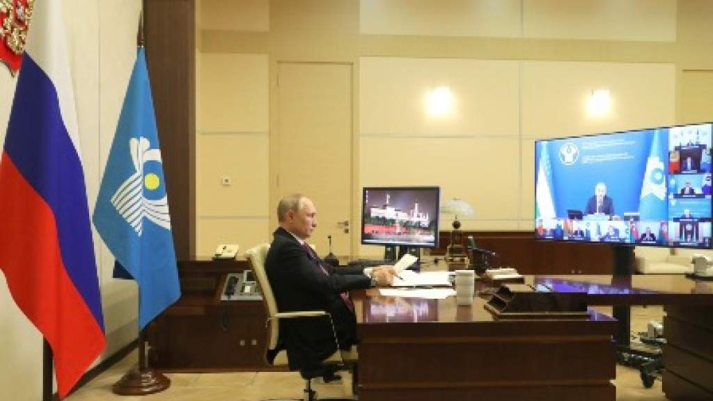 Владимир Путин отметил важность развития русского языка в странах СНГ