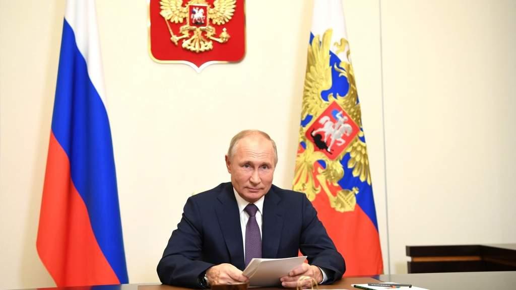 Владимир Путин: Россию ждёт цифровая трансформация в ближайшие 10 лет