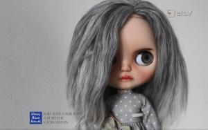 Жительница Эстонии делает парики для кукол и продает их по всему миру
